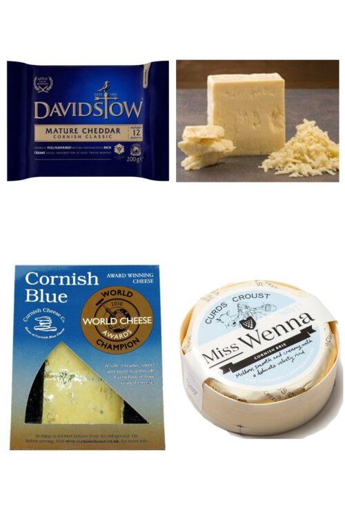 Davidstow Blue Smoked Wenna