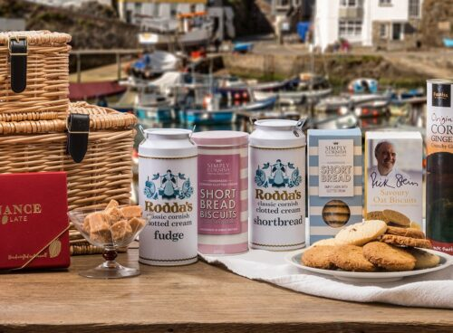 Cornish Confectionery & Biscuits