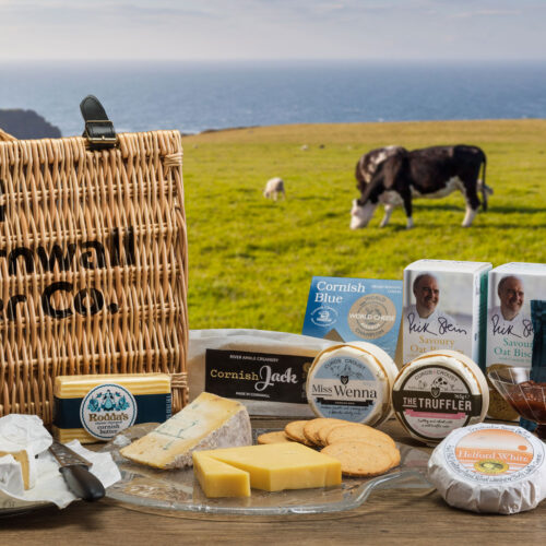 Cornish Cheese Hampers