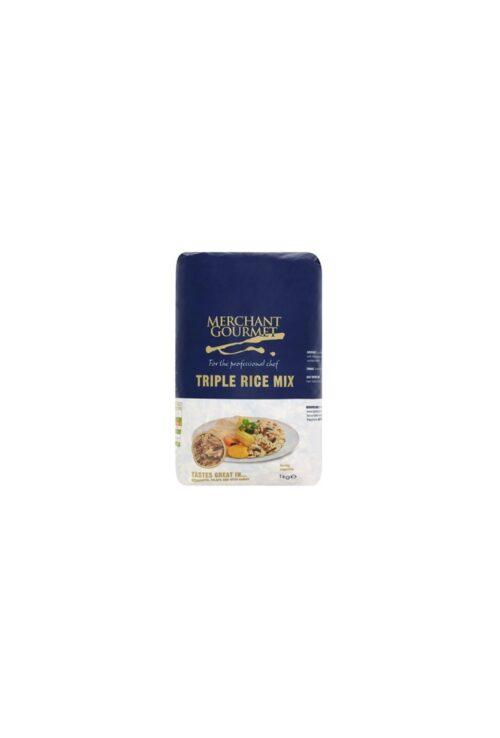 Triple Rice Solo