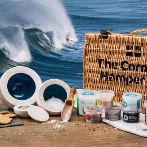 Cornish Sea Salt Hampers & Gifts