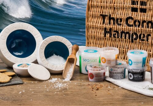 Cornish Sea Salt Selections