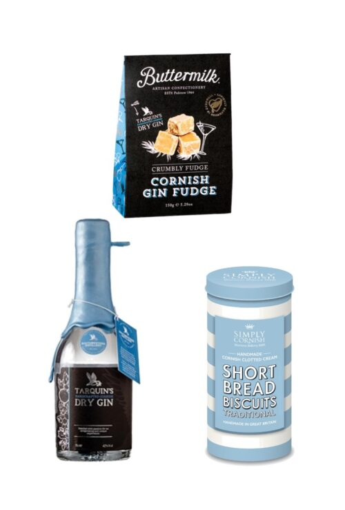 Blue Fudge Gift Box