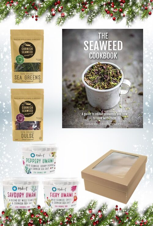 Christmas Seaweed Book Salts 2019