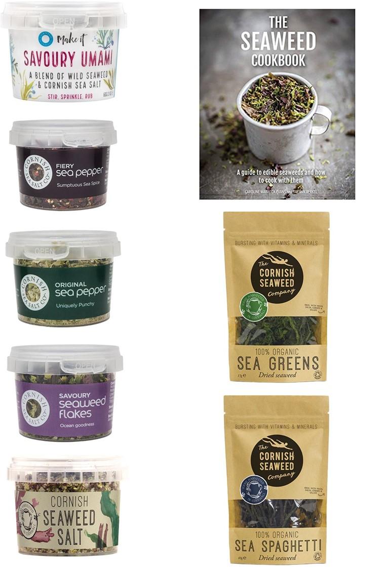 Seaweed Book Combi