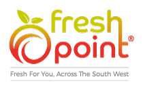 Original FreshPoint logo fresh for you across the SW210